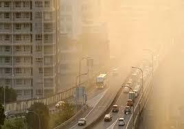રાજધાનીમાં આબોહવા થઈ રહી છે પ્રદુષિત -હવામાં ઝેર ફેલાવાનો ખોફ