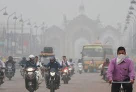 રાજધાનીમાં હવા પ્રદુષણનું સ્તર જોખમી – પર્યાવરણ મંત્રીએ પંજાબને પરાળી ન બાળવા કરી અપીલ