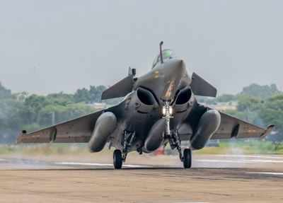 Rafale Jets to Make First Public Appearance on October 8