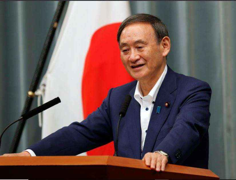 PM Yoshihide Suga to visit Vietnam and Indonesia next week