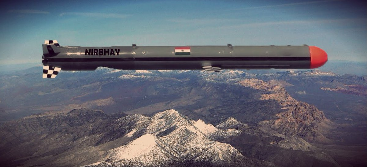 Defence: Indian forces will have Nirbhay subsonic cruise missile very soon