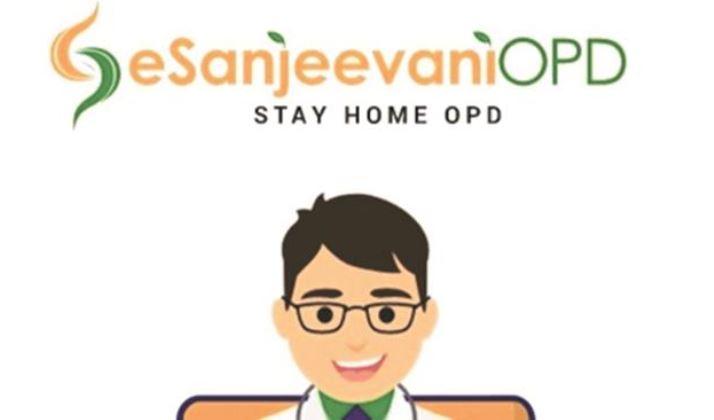 ગુજરાત: હવે ઘર બેઠાં દર્દીઓને મળશે સારવાર, મુખ્યમંત્રી વિજય રૂપાણીએ ઇ-સંજીવનીનો કરાવ્યો આરંભ