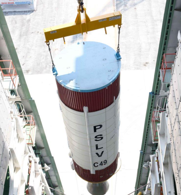આ વર્ષનું ઇસરોનું પ્રથમ મિશન: 7 નવેમ્બરે 'EOS-01' સેટેલાઇટ કરશે લૉન્ચ