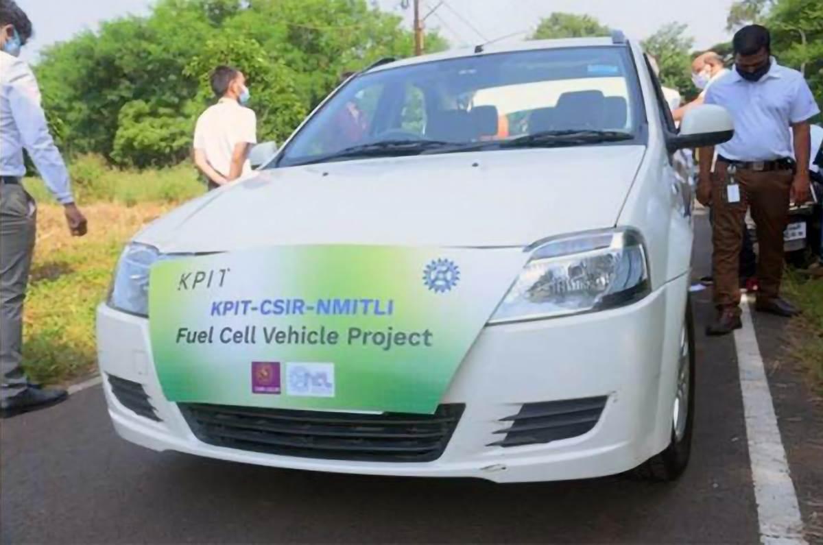 દેશની પ્રથમ હાઇડ્રોજન ફ્યૂઅલ કારનું સફળ પરીક્ષણ