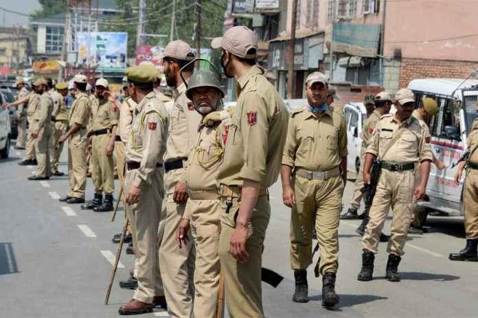 Police Officer Shot Dead in Anantnag by Militants