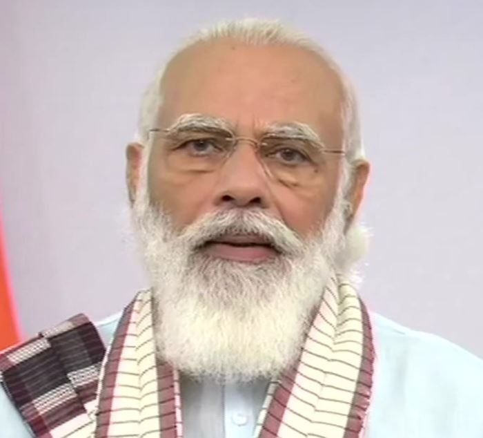 PM મોદીનું માત્ર 12.26 મિનિટનું રાષ્ટ્રજોગ સંબોધન, કહ્યું – જ્યાં સુધી દવા નહીં, ત્યાં સુધી ઢીલ નહીં