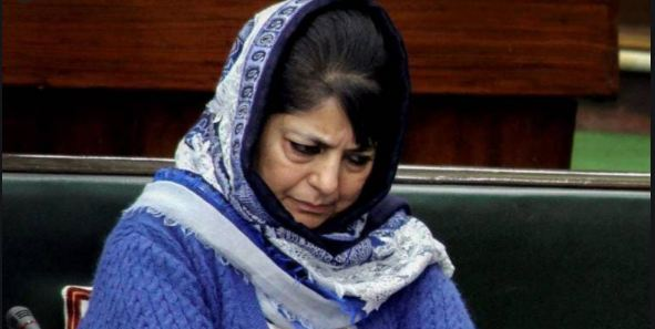 J&K: Three quit PDP after Mufti's 'I'll not unfurl Tricolour' utterance