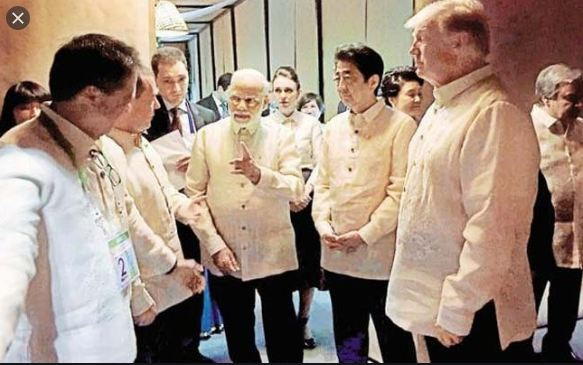 Roving Periscope: In a week, China pushes India, Taiwan into US camp!