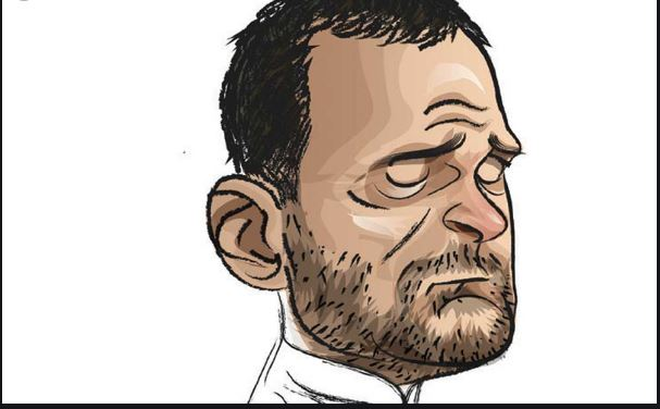 """Drama: Rahul asks Modi to announce the """"date"""" for throwing out China!"""