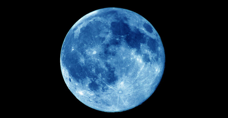 આજે 'બ્લુ મૂન'નો દુર્લભ નજારો જોવા મળશે