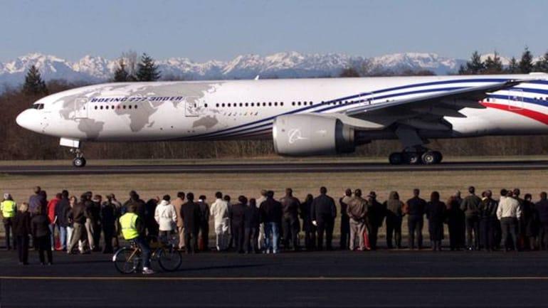 VVIP Aircraft Reaches Delhi from Texas