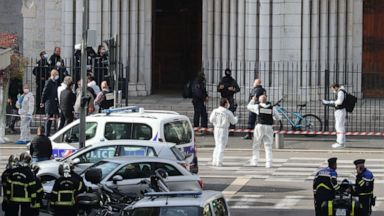 Spill-over of Teacher Killing: another Terror-Type Attack in France, Three Killed, a Woman Beheaded