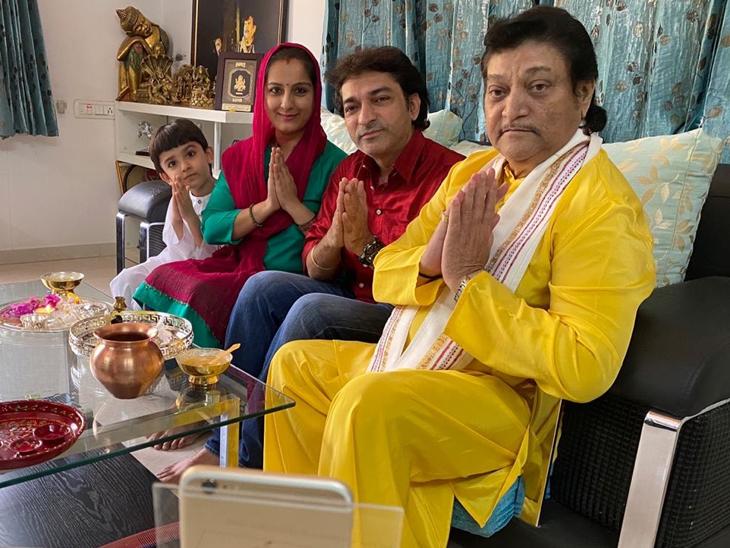 Very famous Gujarati actor Naresh Kanodia passed away at 77