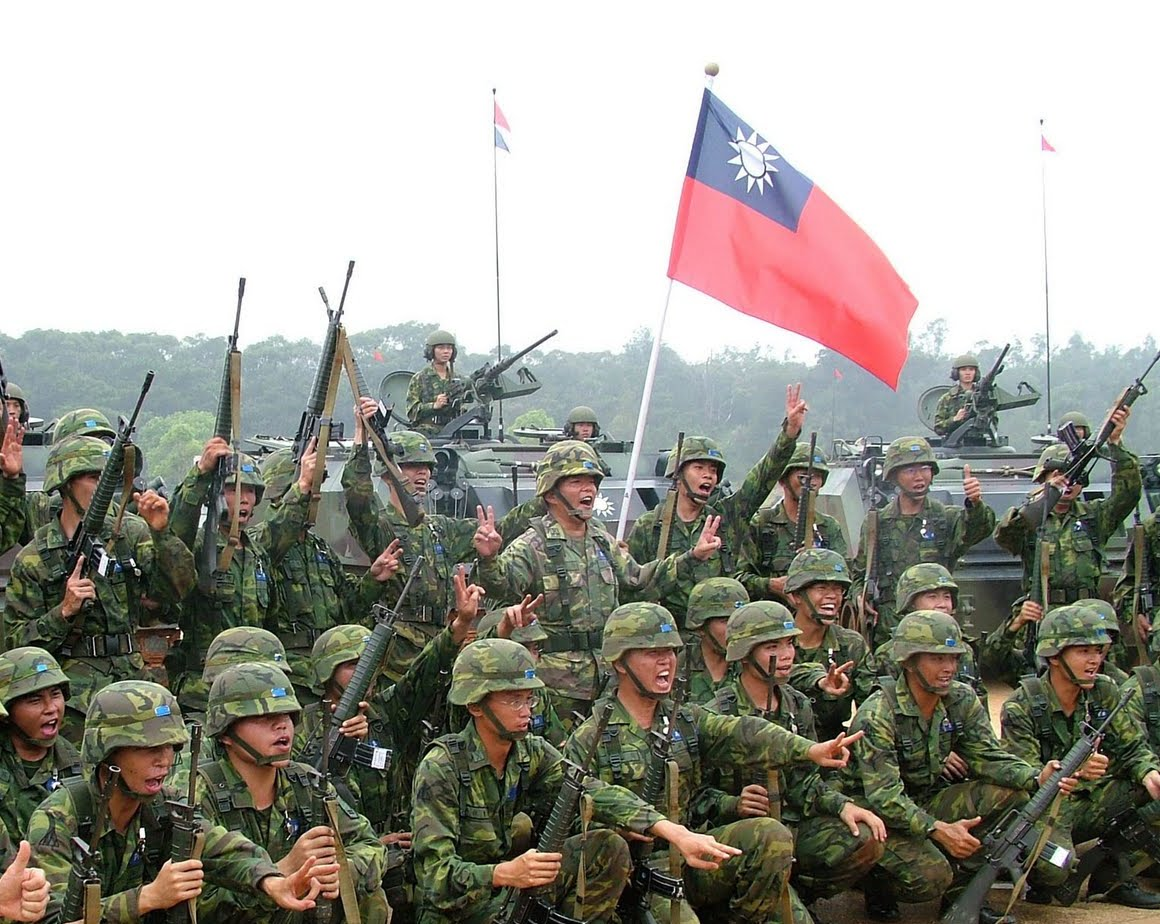The US approved $1.8 billion potential arms sales to Taiwan