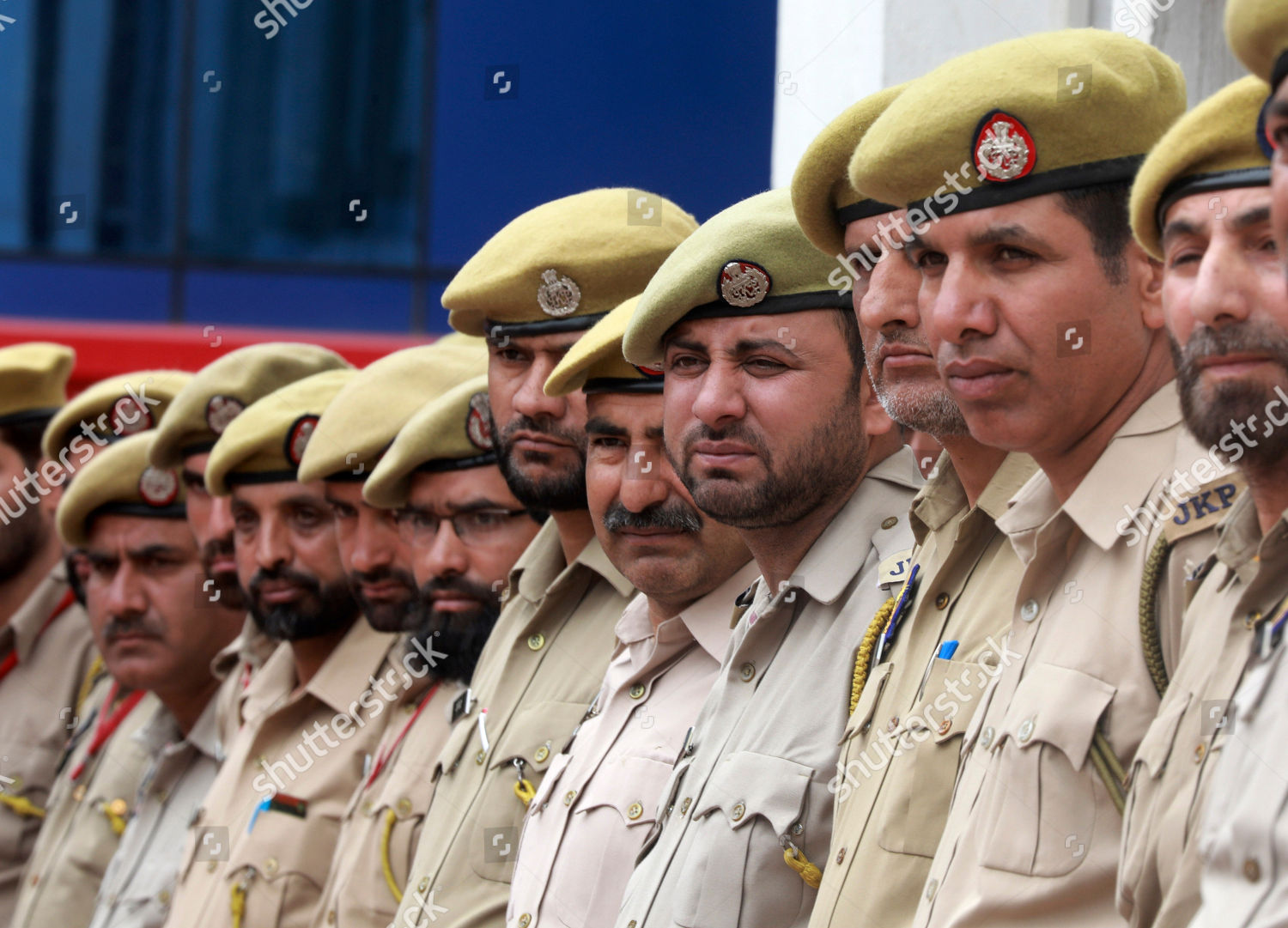 Tributes Paid to Martyred Policemen on the National Police Memorial Day