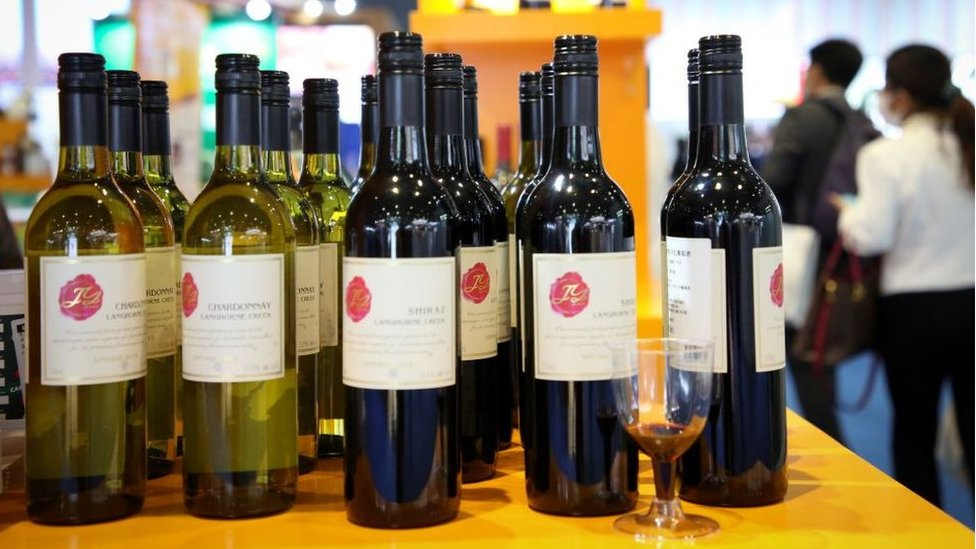 """China Announces 200% Tariff on imported Australian wine, Australia """"Extremely Disappointed"""""""