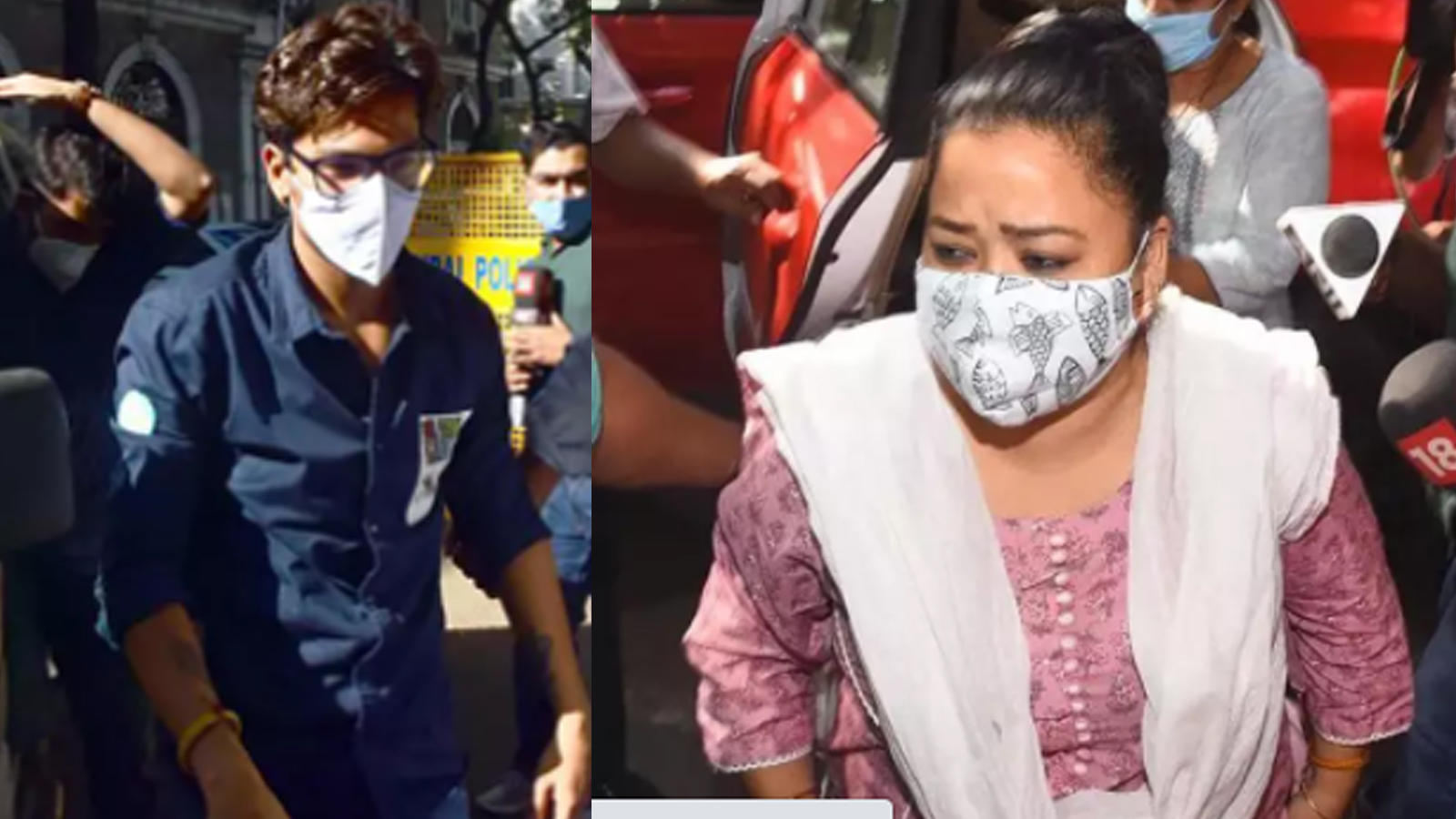 Comedian Bharti Singh, Husband Harsh Limbachiya Sent to 14 Days Judicial Custody