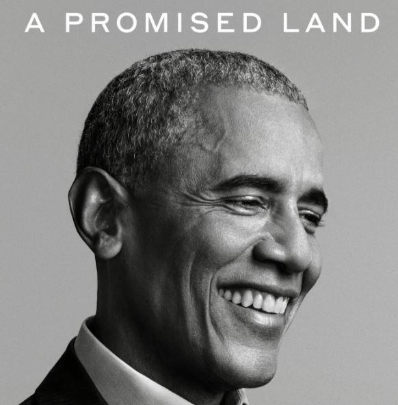 બરાક ઓબામાનું પુસ્તક બન્યું બેસ્ટ સેલર, માત્ર 24 કલાકમાં 9 લાખ નકલો વેચાઇ
