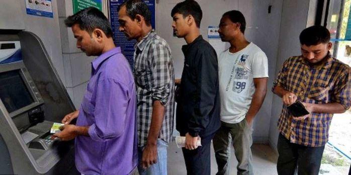 ભારતમાં હજુ પણ રોકડનું જ ચલણ, 1 મહિનામાં ATMમાંથી લોકોએ 26 લાખ કરોડ રૂપિયા ઉપાડ્યા