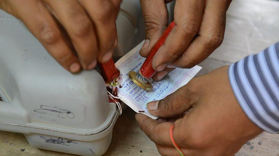 પેટાચૂંટણી: ગુજરાતની 8 બેઠકો પર શાંતિપૂર્ણ રીતે મતદાન પૂર્ણ, સરેરાશ 57 ટકા મતદાન નોંધાયું, 10 નવેમ્બરે પરિણામ
