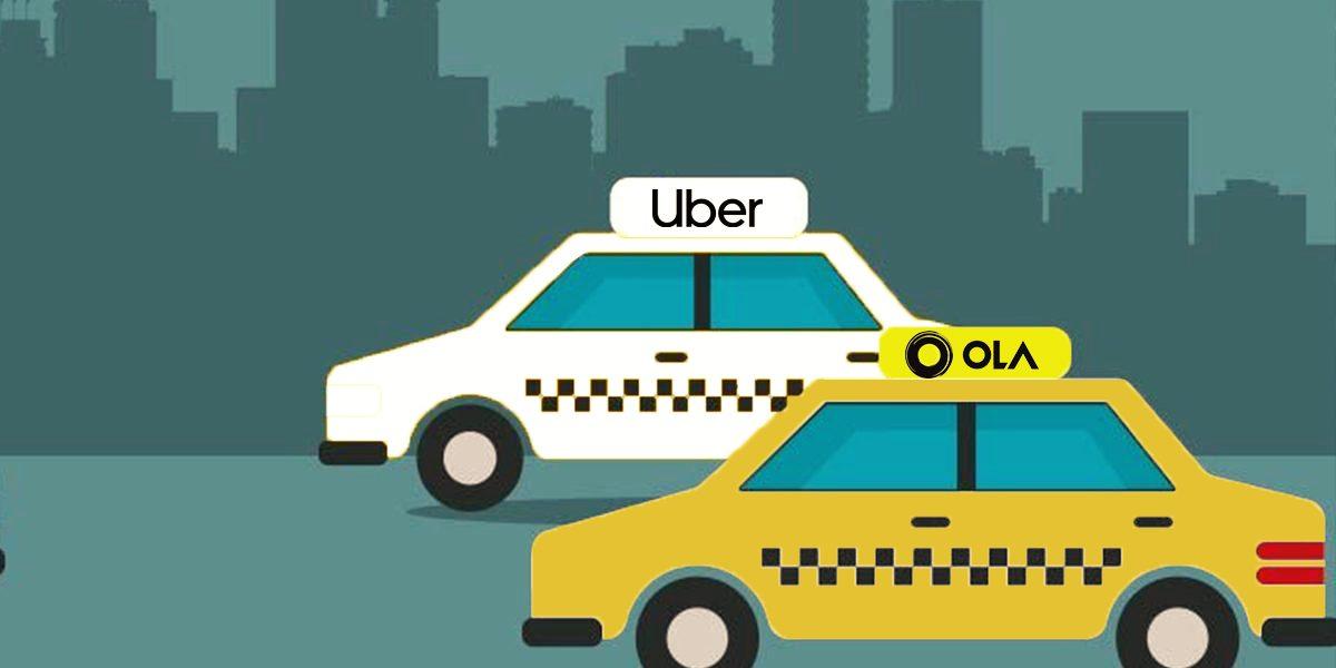 Ola-Uber હવે મુસાફરો પાસેથી વધારે ભાડું નહીં વસૂલી શકે