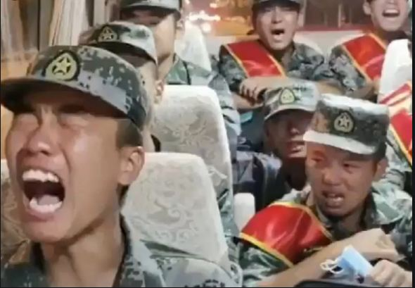 """As India bans more apps, Xi exhorts sick PLA, again, to be """"battle-ready"""""""