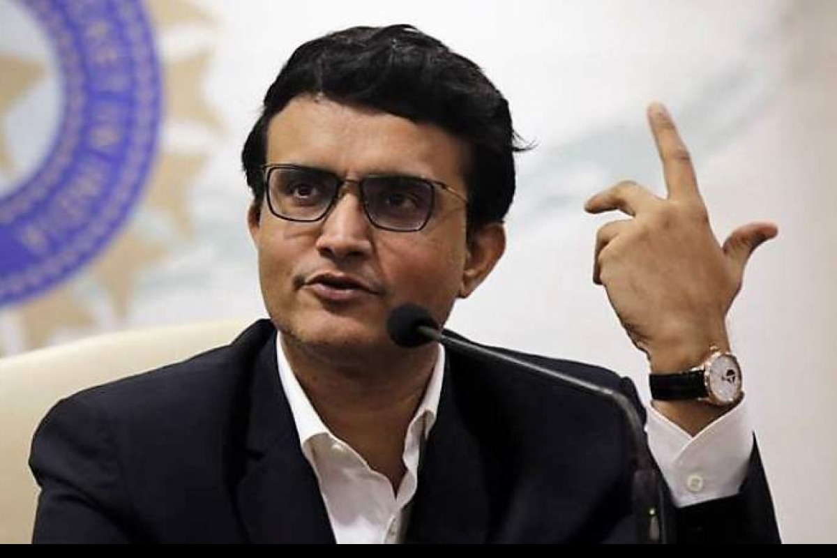 England to Tour India for a Full Bilateral Cricket Series from February: Sourav Ganguly
