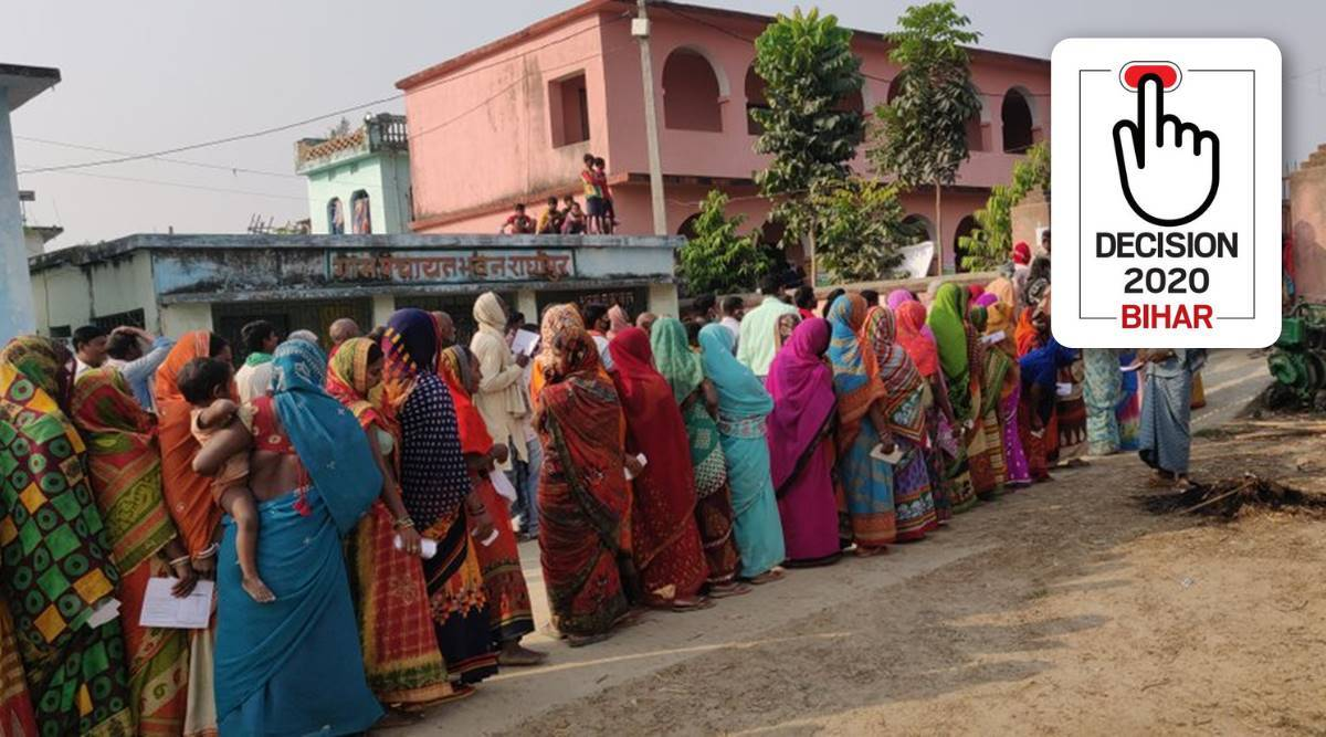 About 55% Turnout in Bihar, 57% in Gujarat and 52% in MP