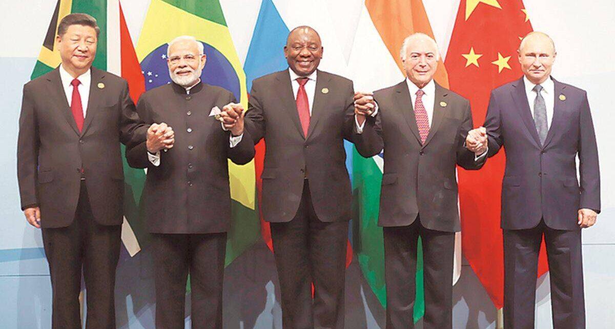 BRICS Summit: Modi Lambast Pakistan, Veiled Attack on China