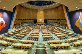 @UNGA: India's annual resolution on counter-terrorism adopted