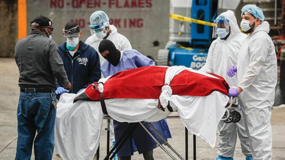 COVID-19 Resurgence, US Hoping to Immunise 20 Million Citizens in December