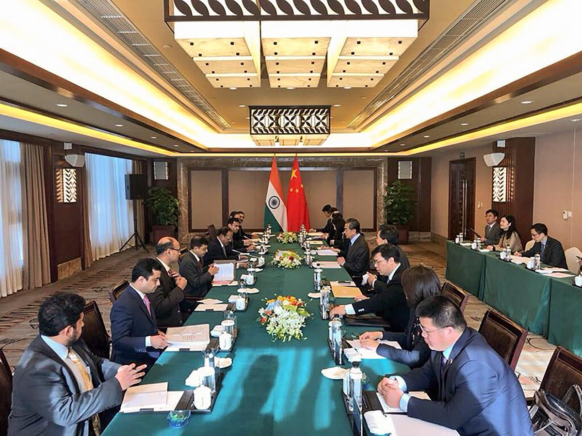 8th round of India-China Corps Commander Level Meeting Also Inconclusive