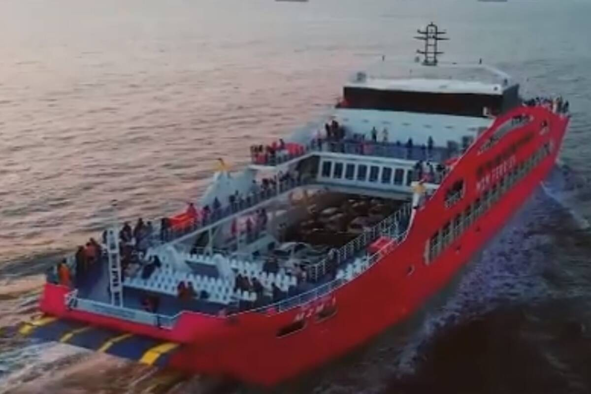 PM to launch 'Ropax' Ferry Service between Ghogha and Hazira