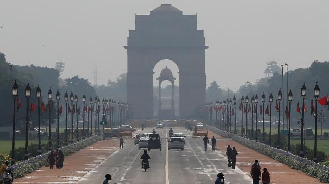દિલ્હીમાં ભૂકંપના આંચકા અનુભવાયા, 4.2ની તીવ્રતા નોંધાઈ