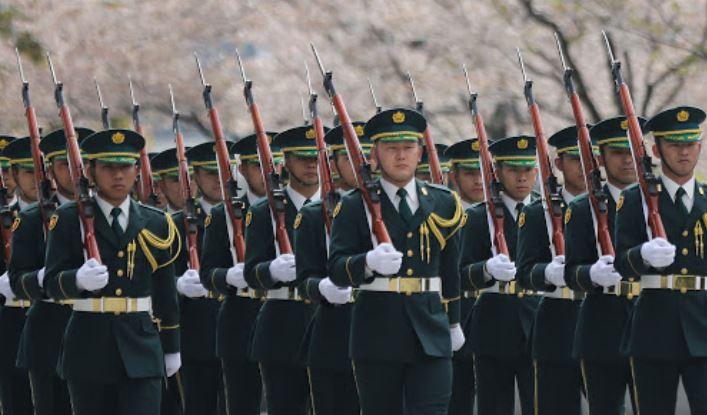 જાપાનમાં યુવાઓની વસતી ઘટી જવાથી સેનામાં ભરતી માટે નથી મળી રહ્યા ઉમેદવારો