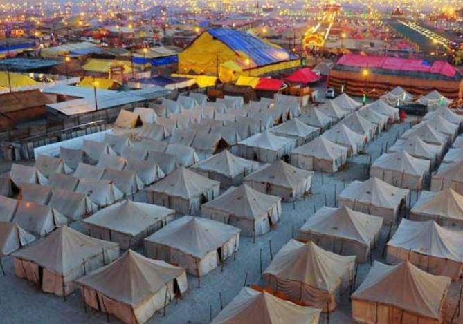 ભ્રષ્ટાચારનો પર્દાફાશ: લલ્લુજી એન્ડ સન્સે કુંભમેળામાં 109 કરોડનું કૌભાંડ આચર્યું