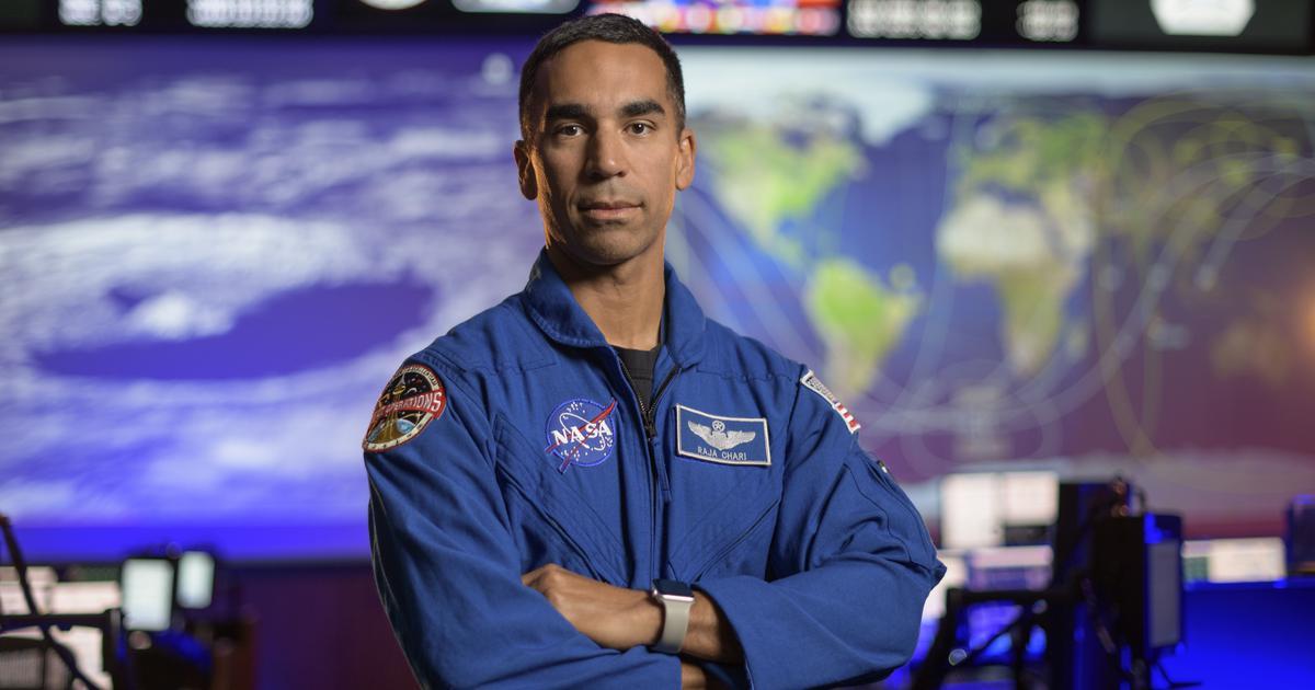 ગૌરવ: નાસાના ચંદ્ર મિશન માટે ભારતીય મૂળના અમેરિકન અવકાશયાત્રી રાજા ચારીની પસંદગી