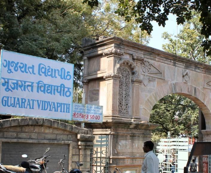 ગુજરાત વિદ્યાપીઠના નવા કુલનાયક પદે ડો.રાજેન્દ્ર ખિમાણીની વરણી