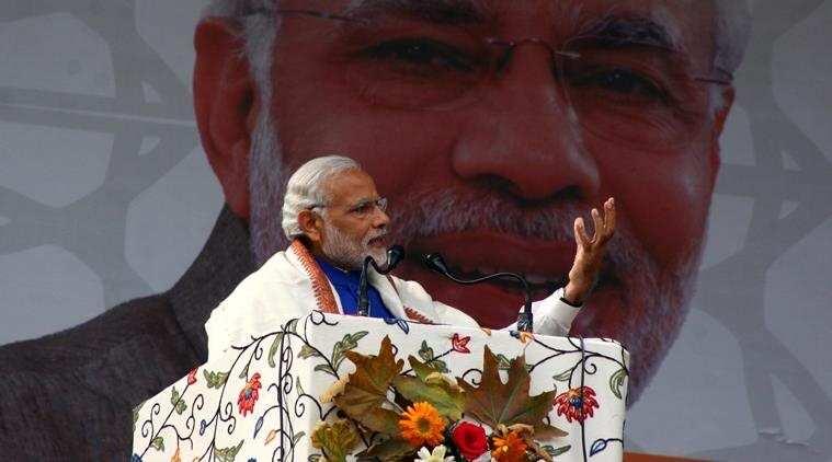 જમ્મુ–કાશ્મીર: વડાપ્રધાન નરેન્દ્ર મોદી આજે આયુષ્માન ભારત યોજના અંતર્ગત સેહત યોજનાનો શુભારંભ કરશે