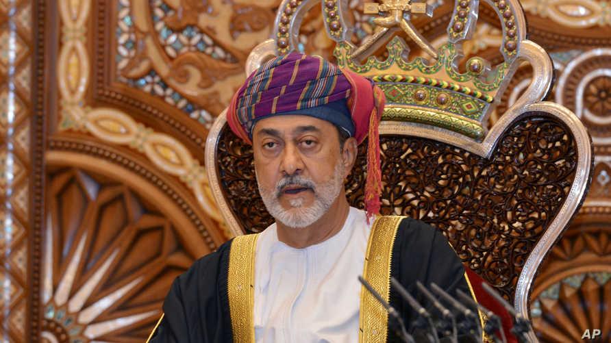 Oman Sultan Qaboos
