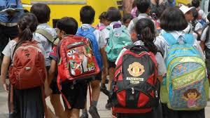 દિલ્હીમાં થશે ભાર વગરનું ભણતર – શાળાઓમાં લાગુ કરાશે નવી સ્કુલ બેગ નીતિ