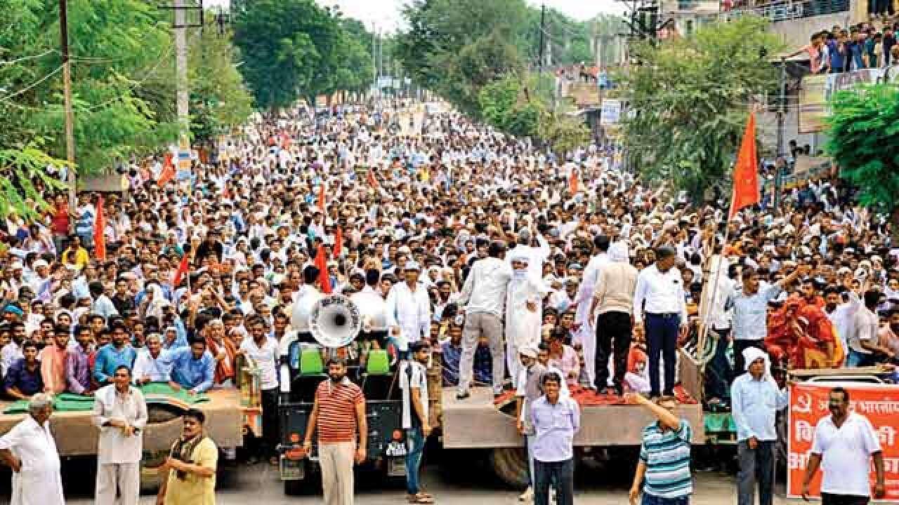 ખેડુતોના સમર્થનમાં ઉતર્યા વિદ્યાર્થીઓ, દિલ્હીના મંડી હાઉસમાં 144 લાગુ