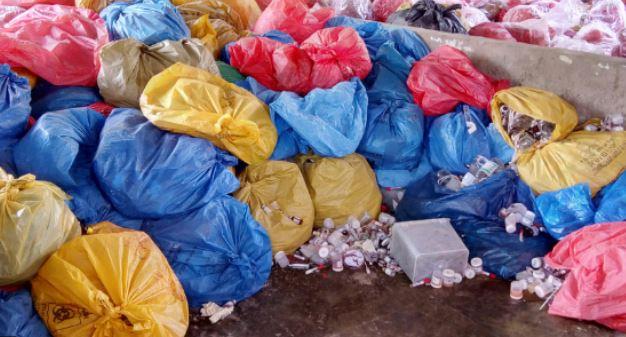 ભારતમાં 3 એફિલ ટાવર થાય એટલો બાયોમેડિકલ કચરો 7 મહિનામાં થયો