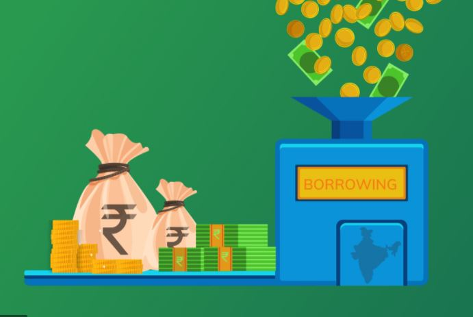નાણાકીય વર્ષ 2021-22માં સરકાર સરેરાશ કરતાં 75% વધુ ભંડોળ ઊભું કરે તેવી શક્યતા
