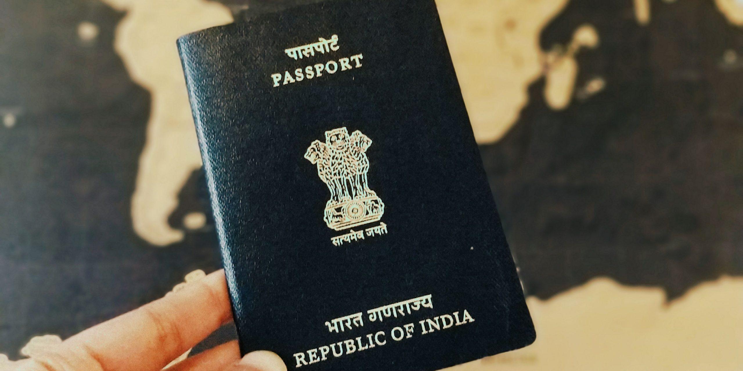 Indian-Passport-Mahima-Jain