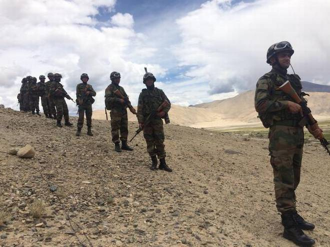 Indian-patrol-troops-in-the-sub-sector-North-along-the-LAC-photo-thehindu