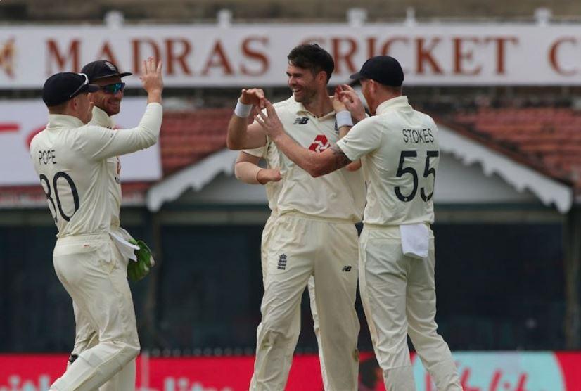ઈંગ્લેન્ડની ટીમ ICC વર્લ્ડ ટેસ્ટ ચેમ્પિયનશિય પોઈન્ટ ટેબલમાં પ્રથમ ક્રમે પહોંચી