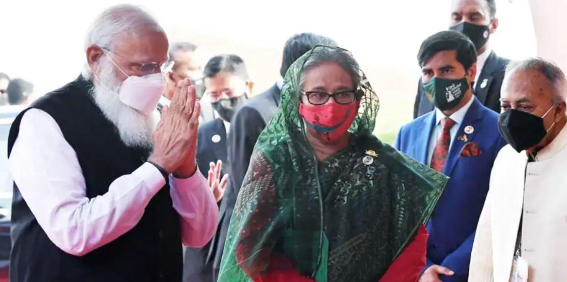 Modi Bangladesh 11