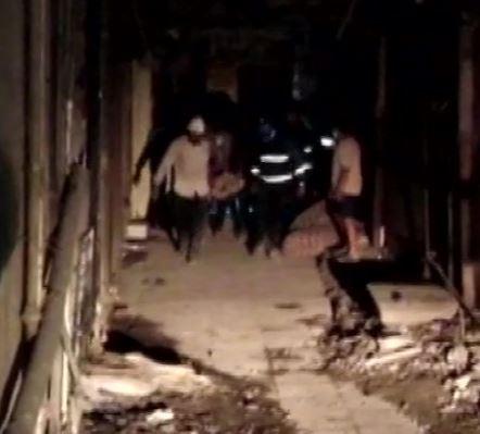 મહારાષ્ટ્ર: ઠાણેમાં એક બિલ્ડિંગનો સ્લેબ થયો ધરાશાયી, 7 લોકોએ ગુમાવ્યો જીવ