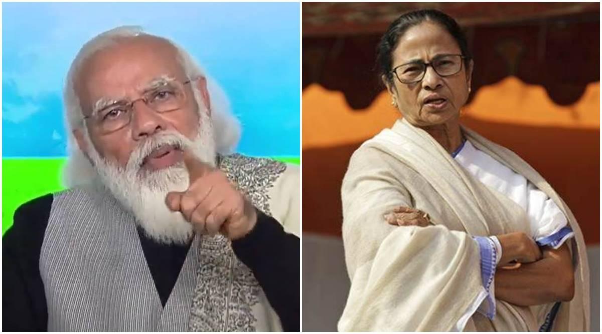 Modi-Mamata